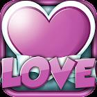 愛画像 – フォトフレーム icon