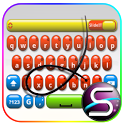 SlideIT Smarties Candy Skin icon