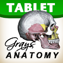 Grays Anatomy for Tablets logo