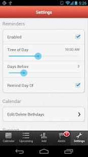 MyCalendar- screenshot thumbnail