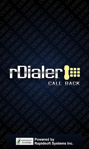 rDialer CallBack OEM