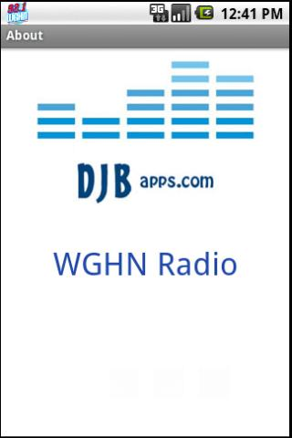 WGHN Radio - screenshot