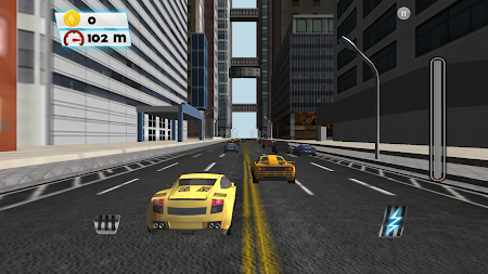 Traffic City Racer 3D 2.1 screenshot 1447453