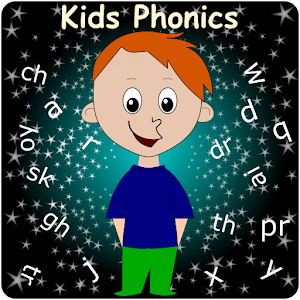 Kids Phonics 教育 LOGO-阿達玩APP