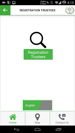 Registration Trustees