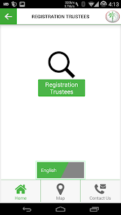 Registration Trustees- screenshot thumbnail