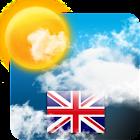 El tiempo para el Reino Unido icon