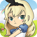 Hello ALICE -Fly to fairy tale icon