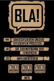 BLA! -Der Phrasendrescher - screenshot thumbnail