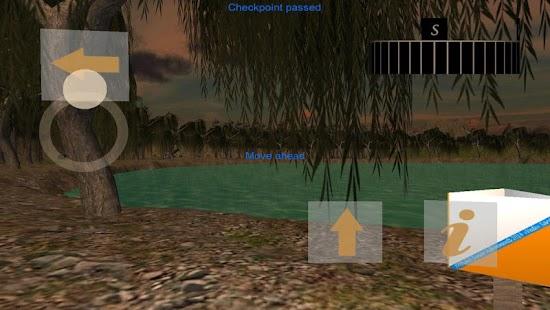 Orienteer Simulator screenshot