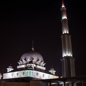Mosque by Eddy Ahmad - Buildings & Architecture Places of Worship