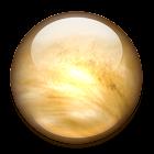 Planet Venus 3D Live Wallpaper icon