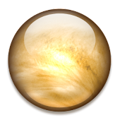Planet Venus 3D Live Wallpaper