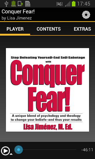 Conquer Fear Lisa Jimenez