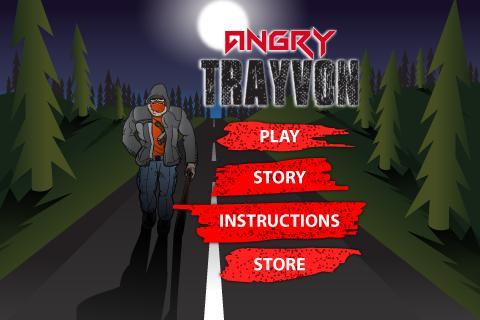 Angry Trayvon: Revenge- screenshot