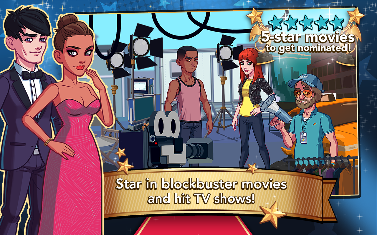 STARDOM: HOLLYWOOD - screenshot