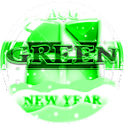 NEXT LAUNCHER 3D GreenNY THEME icon