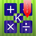 The Kids Calculator Lite icon