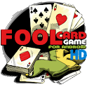 Russian Fool Card Game HD logo
