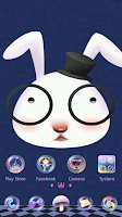 Screenshot of (FREE)Alice GO Launcher Theme