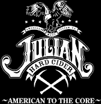 Logo of Julian Hard Cider Apple Pie Holiday Cider