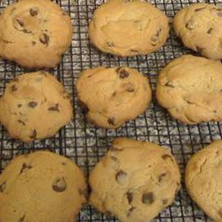 Soft Chocolate Chip Cookies I.