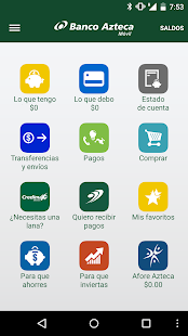 Banco Azteca Móvil - screenshot thumbnail