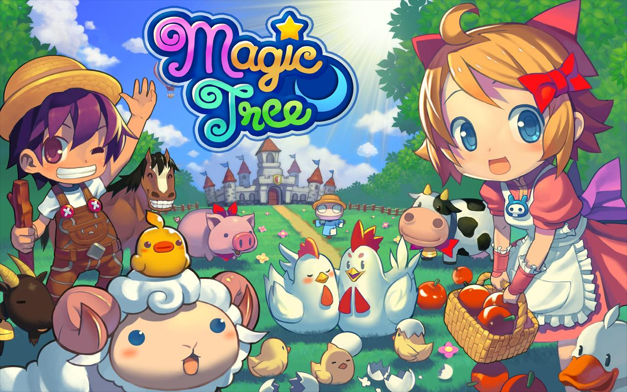 Magic Tree by Com2uS - screenshot