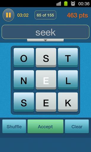 Word Seeker - Word Game