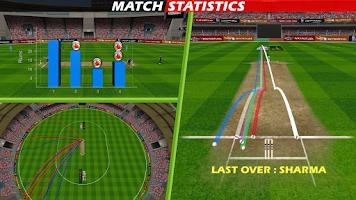Screenshot of World Cricket Championship  Lt