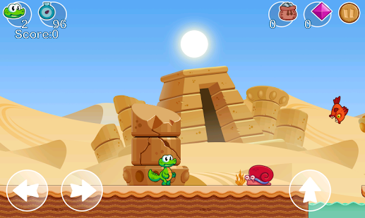 Croc's World- screenshot thumbnail