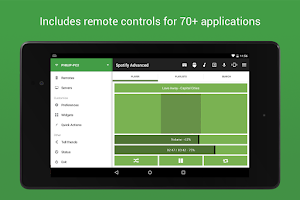 Screenshot of Unified Remote