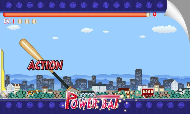 Power Baseball - screenshot