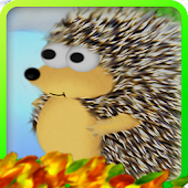 Hedgehog Down!: Downhill Dash