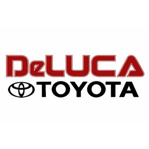 DeLuca Toyota LOGO-APP點子
