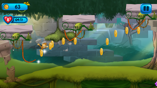 Banana Island - Opice hry - náhled