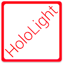 HOLO LIGHT RED AOKP/CM THEME icon