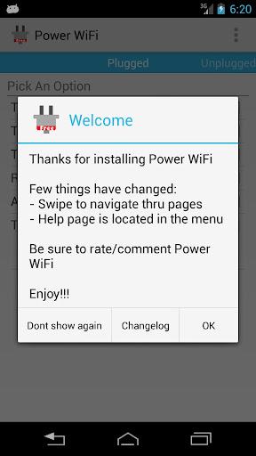 Power WiFi