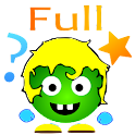 Little Green Baby Genius Full icon