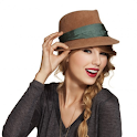 Taylor Swift Go Launcher Theme logo