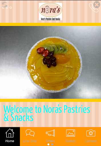 Nora's Pastries And Snacks