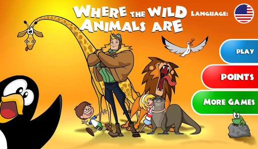 Where the Wild Animals Are