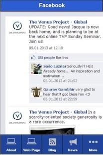 【免費書籍App】The Venus Project - J  Fresco-APP點子