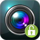 Camera Unlock power btn (free) icon