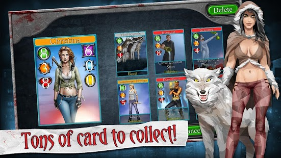 Bad Blood TCG- screenshot thumbnail
