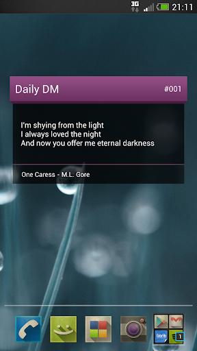 Daily DM