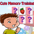 Memory training for kids icon
