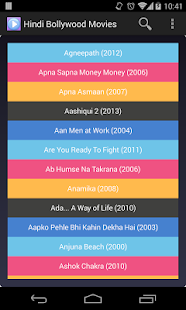 Watch Bollywood Movies(New) - screenshot thumbnail