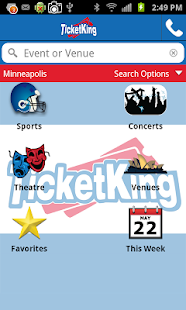 Ticket King- screenshot thumbnail