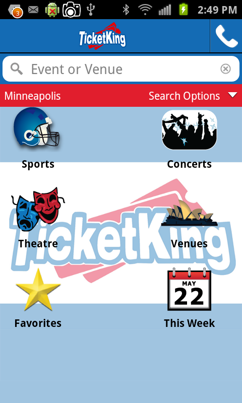 Ticket King- screenshot